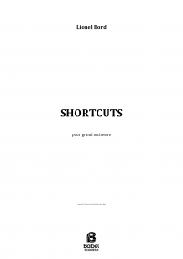 Shortcuts scoreA2 Babel z